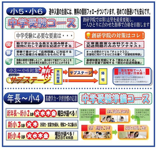 中受コース(hp用 1.23向け)